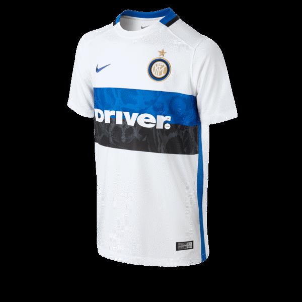 2015/16 Inter Milan Stadium Away Niños Football Shirt