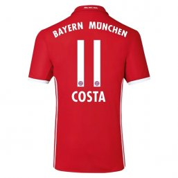 Bayern Munich 16/17 COSTA Authentic Camiseta de la 1ª equipación