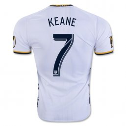 LA Galaxy 2016 KEANE Authentic 1ª EQUIPACIÓN CAMISETAS DE FÚTBOL
