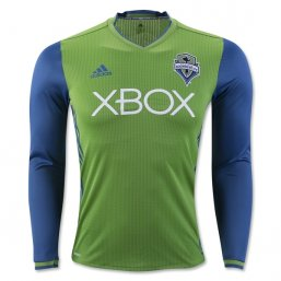 Seattle Sounders 2016 LS Authentic 1ª EQUIPACIÓN CAMISETAS DE FÚTBOL