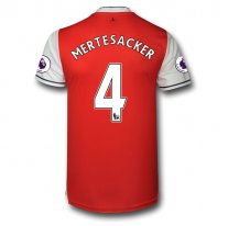 Arsenal 16/17 4 MERTESACKER Authentic Camiseta de la 1ª equipación