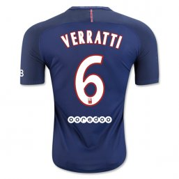 Paris Saint-Germain 16/17 VERRATTI Authentic Camiseta de la 1ª equipación