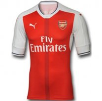 Arsenal 16/17 Authentic Camiseta de la 1ª equipación
