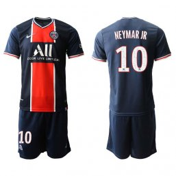 Paris Saint-Germain Camiseta de la 1ª equipación 2020/21 #10 NEYMAR JR