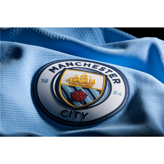Nike Manchester City Authentic CAMISETAS DE FÚTBOL 17/18