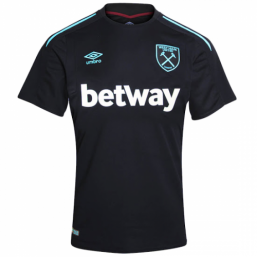 Camiseta del West Ham United 17/18 2ª