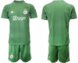 Camiseta Ajax Army Green Goalie 19/20