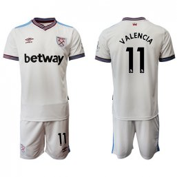 Camiseta del West Ham United 2ª 2019/20 #11 VALENCIA
