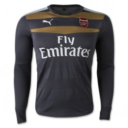 Arsenal 15/16 LS Keeper CAMISETAS DE FÚTBOL