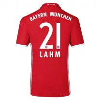Bayern Munich 16/17 LAHM Authentic Camiseta de la 1ª equipación