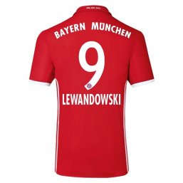 Bayern Munich 16/17 LEWANDOWSKI Authentic Camiseta de la 1ª equipación