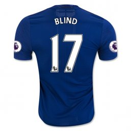 Manchester United 16/17 BLIND Authentic Camiseta de la 2ª equipación