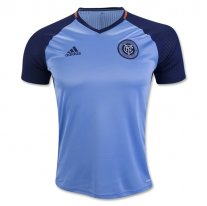 New York City FC Training CAMISETAS DE FÚTBOL
