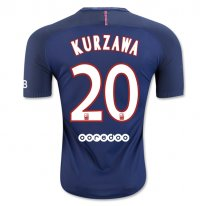 Paris Saint-Germain 16/17 KURZAWA Authentic Camiseta de la 1ª equipación