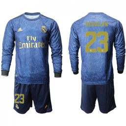 Real Madrid Manga larga Camiseta de la 2ª equipación 2019/20 #23 REGUILON