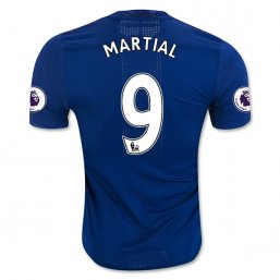 Manchester United 16/17 MARTIAL Authentic Camiseta de la 2ª equipación