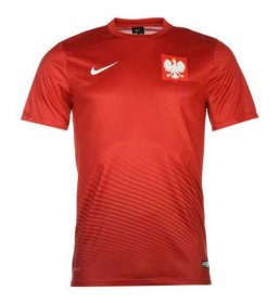 Nike Poland Away Shirt 2016