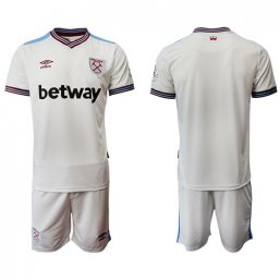 Camiseta del West Ham United 2ª 2019/20