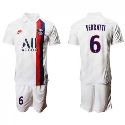 Paris Saint-Germain Camiseta de la 3ª equipación 2019/20 #6 VERRATTI