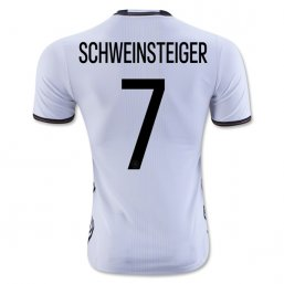 Germany 2016 SCHWEINSTEIGER Authentic Camiseta de la 1ª equipación