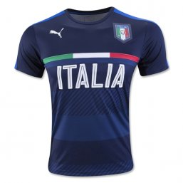 Italy 2016 Training CAMISETAS DE FÚTBOL (Blue)