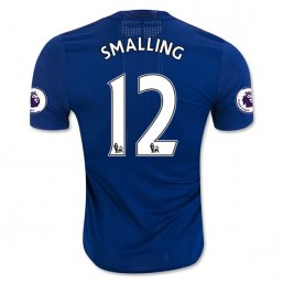 Manchester United 16/17 SMALLING Authentic Camiseta de la 2ª equipación