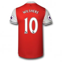 Arsenal 16/17 10 WILSHERE Authentic Camiseta de la 1ª equipación