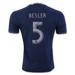 Sporting KC 2016 BESLER Away CAMISETAS DE FÚTBOL