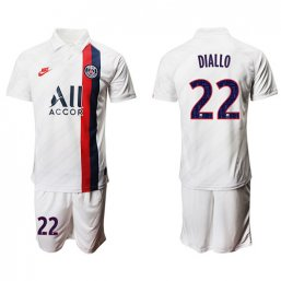 Paris Saint-Germain Camiseta de la 3ª equipación 2019/20 #22 DIALLO