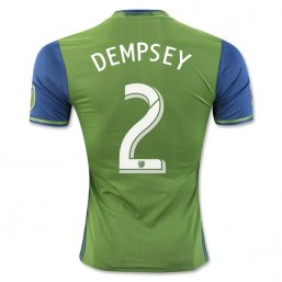 Seattle Sounders 2016 DEMPSEY Authentic 1ª EQUIPACIÓN CAMISETAS DE FÚTBOL