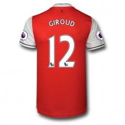 Arsenal 16/17 12 GIROUD Authentic Camiseta de la 1ª equipación