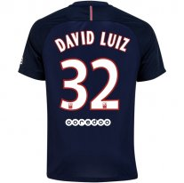 Paris Saint-Germain 16/17 DAVID LUIZ Camiseta de la 1ª equipación