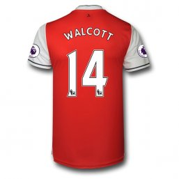 Arsenal 16/17 14 WALCOTT Authentic Camiseta de la 1ª equipación
