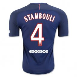 Paris Saint-Germain 16/17 STAMBOULI Authentic Camiseta de la 1ª equipación