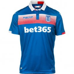 Stoke City Football Club 17/18 Camiseta de la 2ª equipación