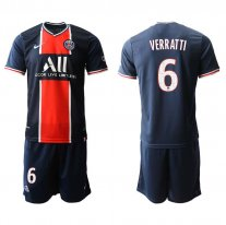 Paris Saint-Germain Camiseta de la 1ª equipación 2020/21 #6 VERRATTI