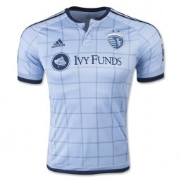Sporting KC 2015 Authentic 1ª EQUIPACIÓN CAMISETAS DE FÚTBOL