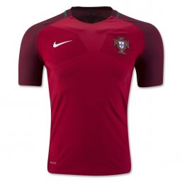 Portugal 2016 Authentic Camiseta de la 1ª equipación