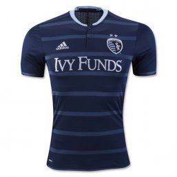 Sporting KC 2016 Authentic Away CAMISETAS DE FÚTBOL
