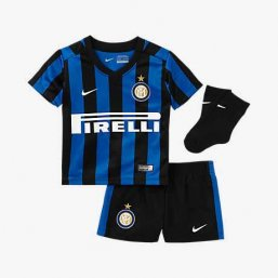 2015/16 Inter Milan Stadium 1ª EQUIPACIÓN Infant/Toddler Niños Football CAMISETAS DE FÚTBOL