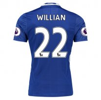 Chelsea 16/17 22 WILLIAN Authentic Camiseta de la 1ª equipación
