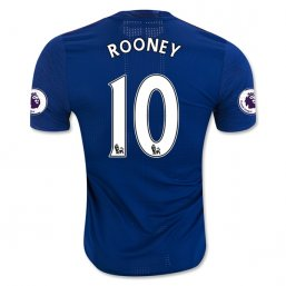 Manchester United 16/17 ROONEY Authentic Camiseta de la 2ª equipación