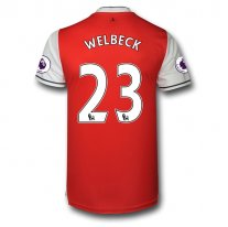 Arsenal 16/17 23 WELBECK Authentic Camiseta de la 1ª equipación