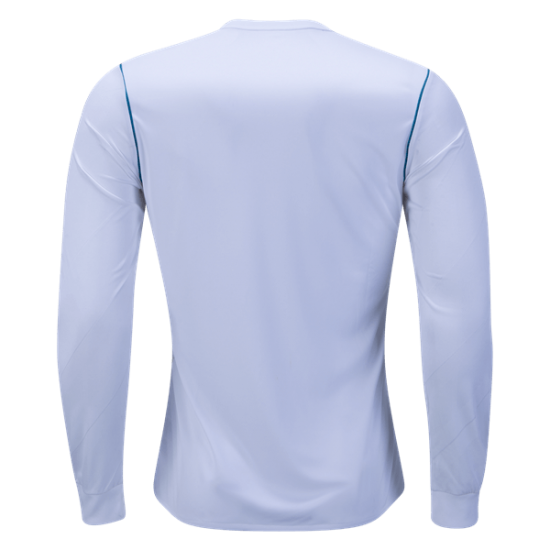 adidas Real Madrid Long Sleeve Camiseta de la 1ª equipación 17/18