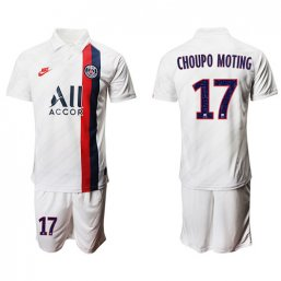 Paris Saint-Germain Camiseta de la 3ª equipación 2019/20 #17 CHOUPO MOTING