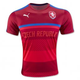Czech Republic 2016 Training CAMISETAS DE FÚTBOL