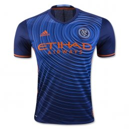 New York City FC 2016 Authentic Away CAMISETAS DE FÚTBOL