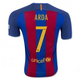 Barcelona 16/17 ARDA Authentic Camiseta de la 1ª equipación