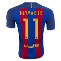 Barcelona 16/17 NEYMAR JR Authentic Camiseta de la 1ª equipación