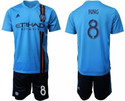 New York City FC Alexander Ring 2019/20 1ª EQUIPACIÓN CAMISETAS DE FÚTBOL